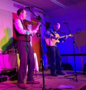 Cosgrave & Banks at Sheldon Village Hall March 2017
