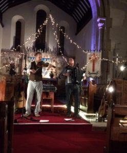 Cosgrave & Banks - Starcross Church 11.11.16
